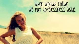 Zara Larsson - When Worlds Collide lyrics (full new song 2013) Introducing - EP