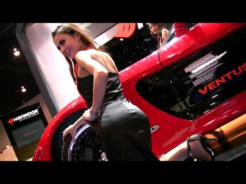 Bangkok Motor Show 2008 – Sexy Hankook tire girls