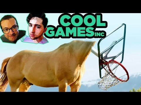 Shadow of the Colossus... But with Slam Dunks (featuring Tara Long) — CoolGames Inc