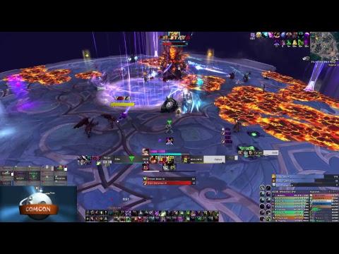 World of Warcraft, The Nighthold, Mythic, Gul'dan