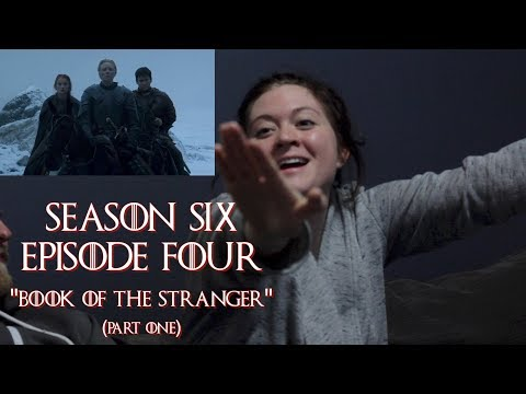 Hogwarts Reacts Game Of Thrones S06e04 Book Of Stranger Part