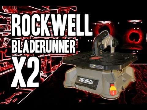 Rockwell Bladerunner X2 How To Make Amp Do Everything