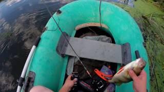 ловля рыбы в астане