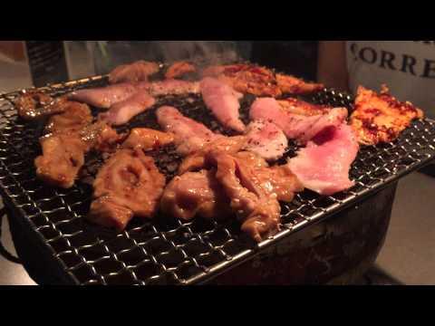 대만에서 고기를 굽자 Taiwan food !