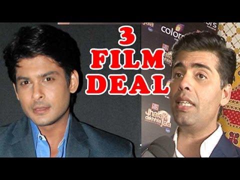 Balika Vadhu - Shiv aka Sidharth Shukla bags a 3 film deal!