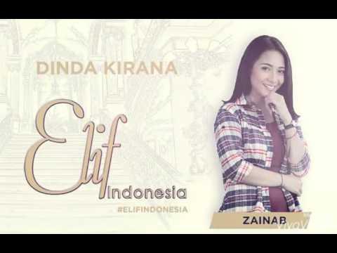 Dinda Kirana & Rizky Nazar_Elif Indonesia