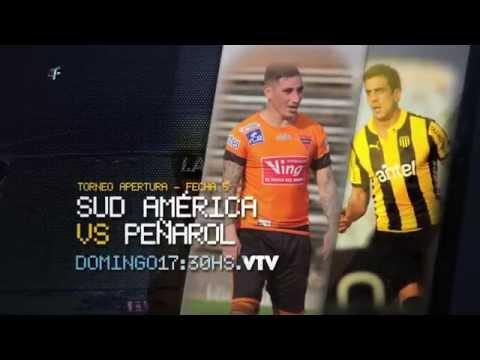 Sud America vs Peñarol