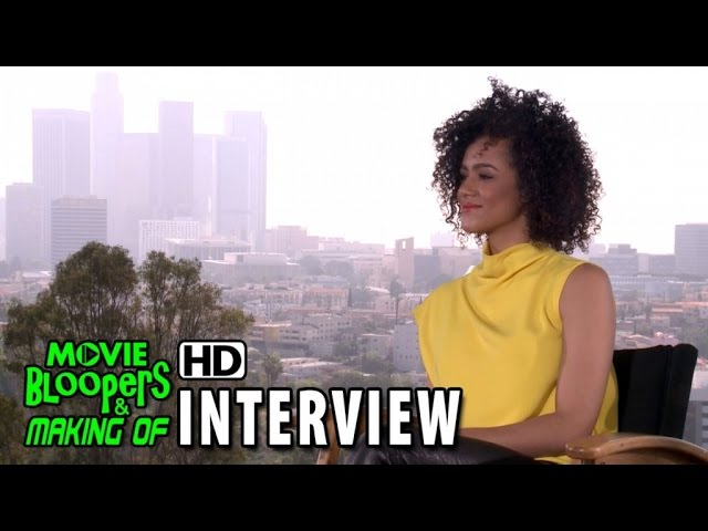 Furious 7 (2015) Official Movie Interview - Nathalie Emmanuel