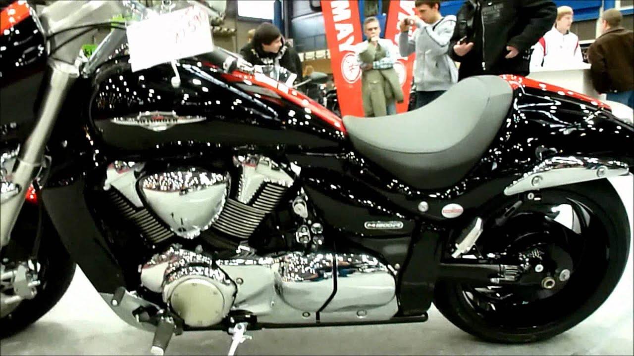 Suzuki Intruder 1800 Suzuki Intruder m 1800 r 2012