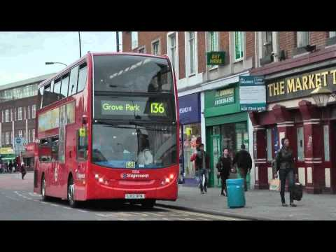 LEWISHAM BUSES OCTOBER 2012