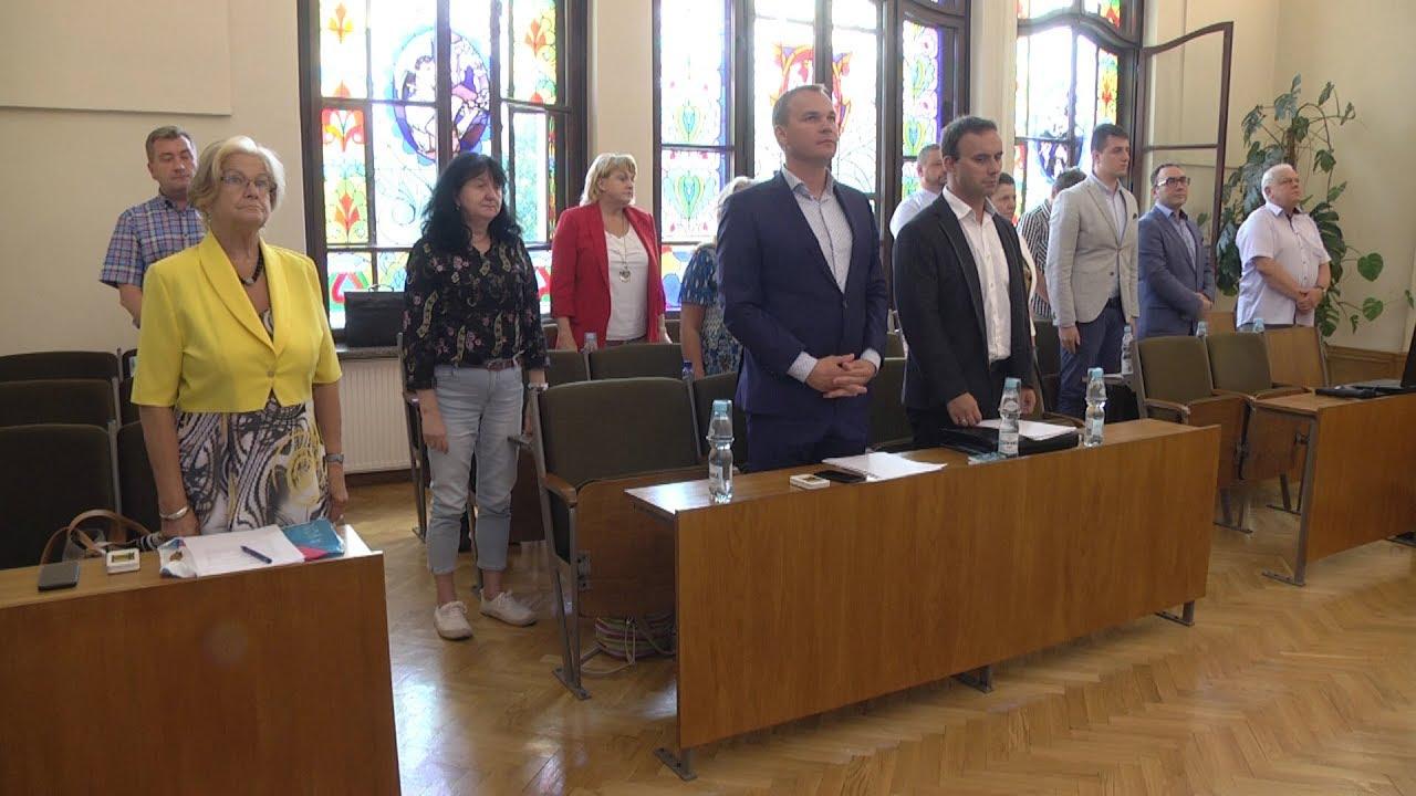 XVII sesja Rady Miejskiej