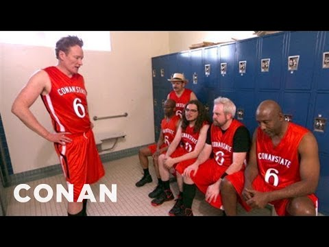 Presenting The Conan State University Dream Team - CONAN on TBS