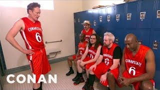 Download Song Presenting The Conan State University Dream Team - CONAN on TBS Free StafaMp3