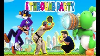 Super Mario Party Caused A Brawl! Fedor is Back!