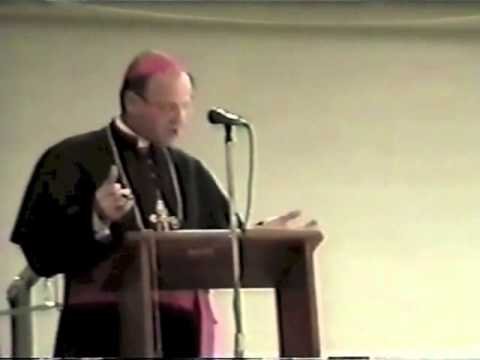 Ecclesiology Debate: Bp. Donald Sanborn Vs. Dr. Robert Fastiggi (2004) video