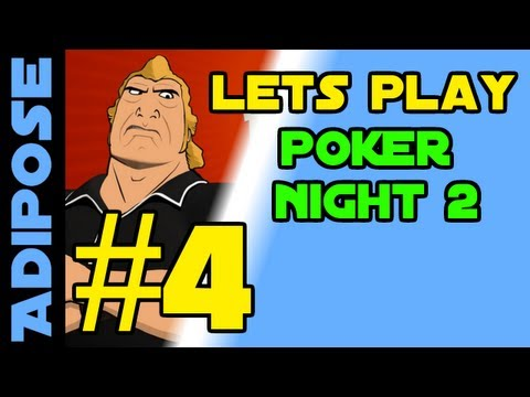 Lets Play Poker Night 2  - Borderlands 2 Unlockables - Dueling with Sam - Part 4