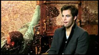 Chris Pine on his days at the University of Leeds