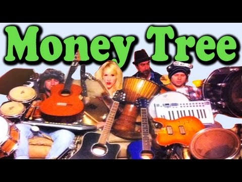 Money Tree - [Walk off the Earth] (Original) Music Videos