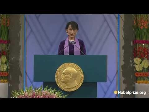 Aung San Suu Kyi: Nobel Peace Prize Lecture