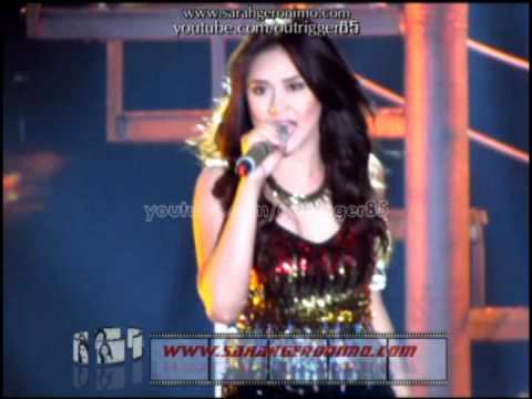Sarah Geronimo - Try OFFCAM (12May13)