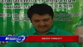DEATH THREAT?