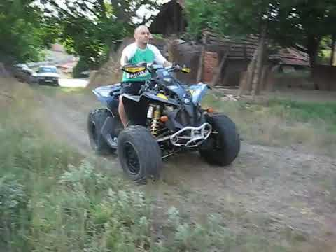 Can Am Renegade 800 clip 5