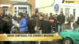 download lagu Imran Campaigns For Jemima's Brother In London gratis