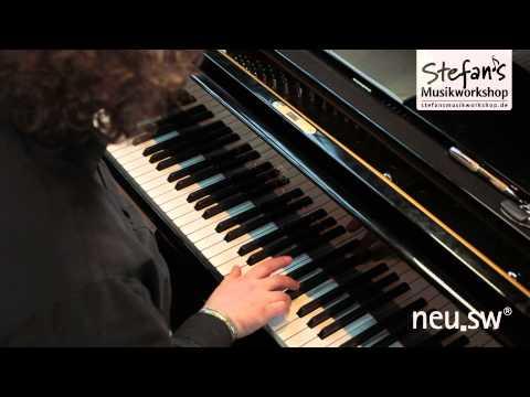 Stefans zeigt eine Gemeinsamkeit (Ennio Morricone, Ludwig van Beethoven und Richard Strauss)