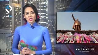 Dân Triều Tiên đói quá hóa liều tấn công các tượng đài họ Kim