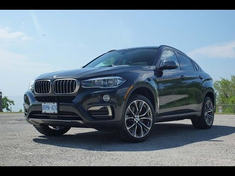 2015 BMW X6 xDrive35i - Review