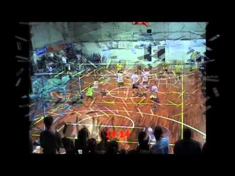 Il rush finale del quinto set di Ottaviano vs Bcc Nep