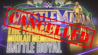 WWE Changes Name of Fabulous Moolah WrestleMania 34 Battle Royal