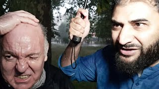 Video: Hafsh, Warsh, readings of Uthman or Abu Bakr Quran? - Adnan Rashid vs Steve