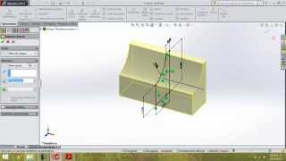 SolidWorks 2015 Tutorial Mordaza Estacionaria   Parte 1 - Learning SolidWorks