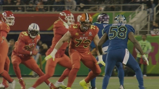 Pro Bowl 2017: Joe Thomas Mic'd Up