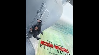 Episodul 40 - Mission impossible 5: Rogue nation Review