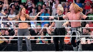Lita vs. Heath Slater: Raw, July 23, 2012