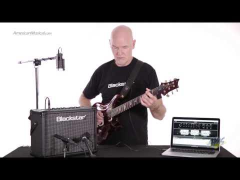 Blackstar ID Core Stereo Guitar Combo Amplifiers - Blackstar ID Core 20