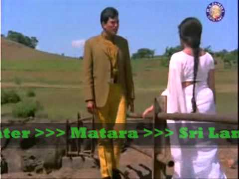 Jeewithe Taruna Kale     H R Jothipala -  Hindi Visual Songs video