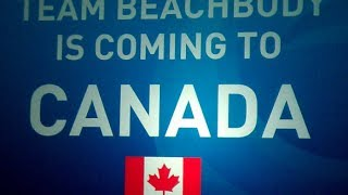 Official CANADA Launch- Team Beachbody!!!