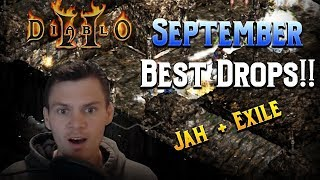 Diablo 2 - Best Drops September 2018