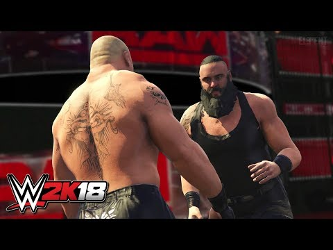 WWE 2K18 Suplex City Mode / DEFEND THE BEAST - Epic Gameplay Notion - PS4/XB1
