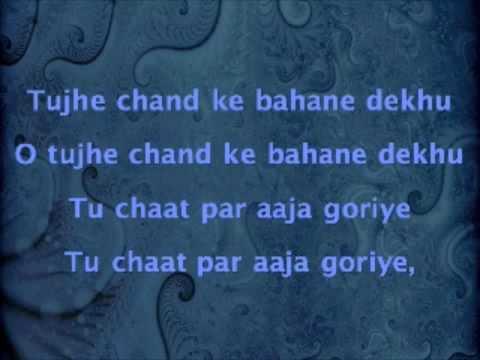 Ude Jab Jab Zulfen Teri - Naya Daur (1957)