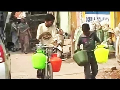 Bangalore thirsty as taps run dry