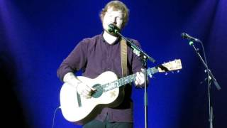 Ed Sheeran Vincent
