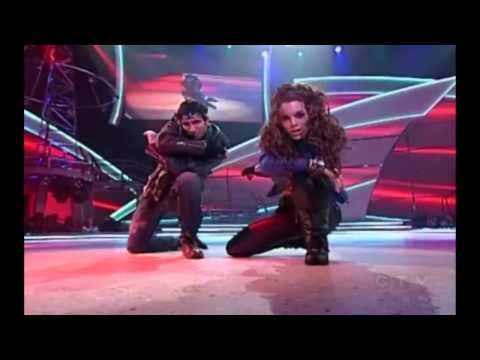 SYTYCD Canada S02-Kim & Emanuel-Hip Hop Luther Brown #1