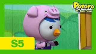 Let's Put On A Play!   Pororo S5 E20   Kids Animation   Pororo the Little Penguin