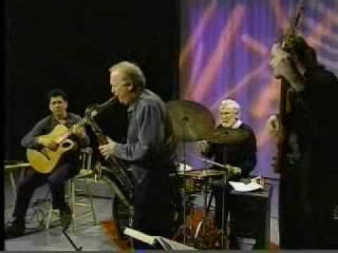 Bruce Abbott-Fred Fried Quartet - Funk In The Deep Freeze