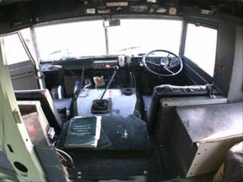 Land Rover 101 Forward Control Youtube