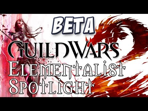 Yogscast - Guild Wars 2: Elementalist Spotlight